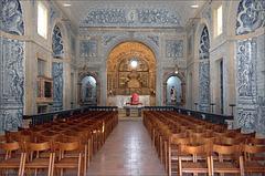 Sesimbra, Igreja de Nossa Senhora do Castelo (1160, sec XII)