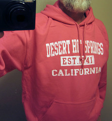 Desert Hot Springs hoody (2550)