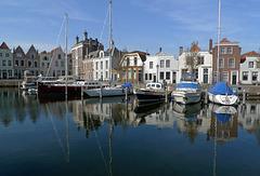Nederland - Goes, Stadshaven