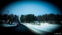 Une vision de l'hiver…..