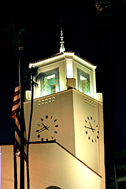 Union Station at Night