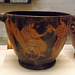 Skyphos Attributed to Makron as Painter and Signed by Hieron as Potter in the British Museum, May 2014