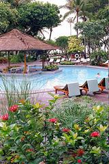 Bali  Hotel, Pool-Landschaft. ©UdoSm