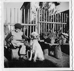 Athos et moi - 1956
