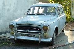 France 2014 – Peugeot 403