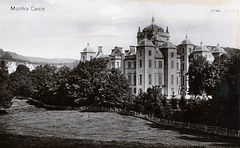Murthly Castle, Perthshire, Scotland (Demolished c1950)