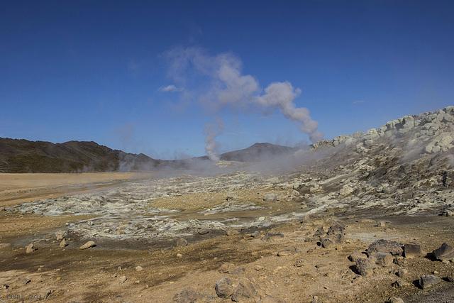 Námafjall Geothermal Region