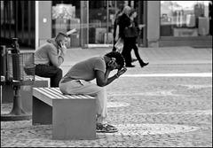 Le Penseur - The Thinker - Der Denker