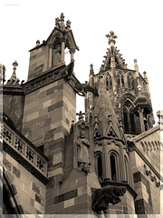 Freiburger Münster - II