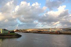 North Quay Newhaven - 10.11.2014