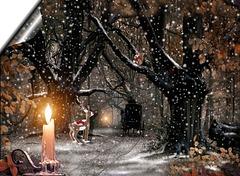 Christmas-Illusion.  ©UdoSm