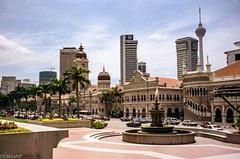 Sultan Abdul Samad Building, Jalan Raja, Kuala Lumpur, 1996