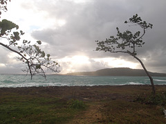 Réveil intense sur Baracoa