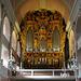 Barockorgel in der Stadtkirche St. Kilian