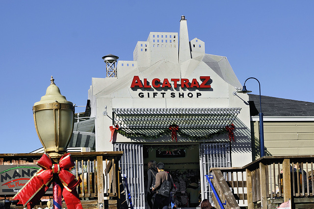 ipernity: Alcatraz Gift Shop, #1 – Pier 39, North Beach, San ...