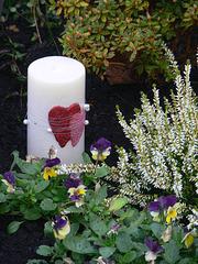 Gedenken - unsere Liebe