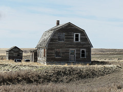 Old Prairie homestead