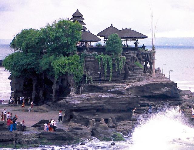 Bali. Tempel Tanah Lot. ©UdoSm