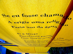 Poetry and awnings