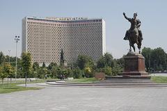 Hotel Uzbekistan/ Timur in Tashkent