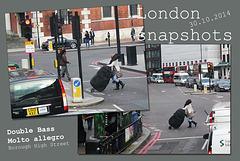 Molto allegro - London - 30.10.2014