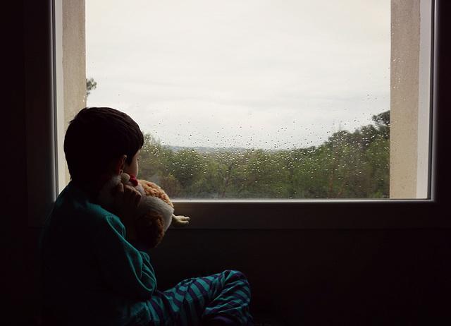 Maman, pourquoi il pleut ?
