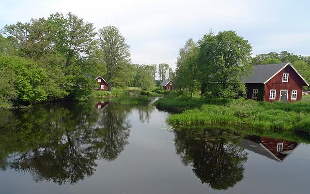 Sweden - Småland, Strömsrum