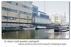 Nurses quarters? - Paddington - London - 17.11.2014