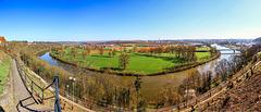 Der Neckar bei Bad Wimpfen