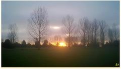 ** Heureusement qu'il y a de beaux matins comme ça **