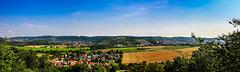 Das Neckartal bei Gundelsheim ... (045°)