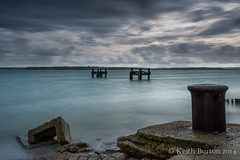 The Dolphins, Lepe Country Park