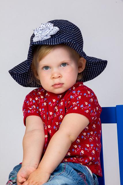 Lili en infanvartejo