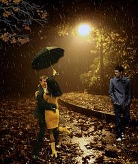 Soyons fous...Dansons sous la pluie !