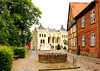 Wittenburg, Blick zum Rathaus