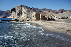 Parque National Cabo de Gata - Playa de Monsul