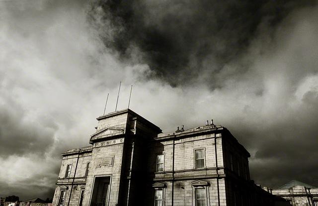 Broadstone Station, Constitution Hill, Dublin.