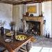 A dining room - Hamptonne Museum - La Patente - Jersey