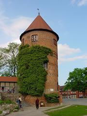 Lübz, Amtsturm