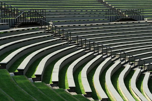 Empty Amphitheater