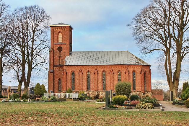 Mirow (bei Schwerin), Kirche