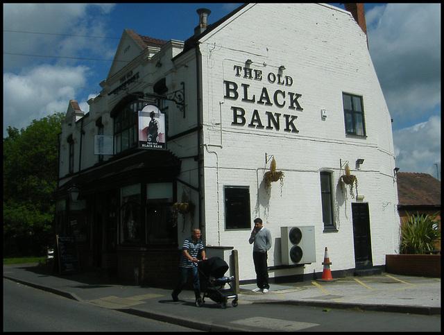 old Black Bank at Bedworth