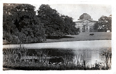 Nuthall Temple, Nottinghamshire (Demolished)