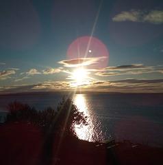 Lever de soleil à saveur carletonnienne.....