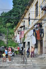Street life in Casa Blanca Havana