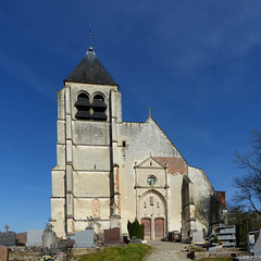 Rosnay-l'Hôpital - Notre-Dame