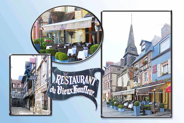 Restaurant du Vieux - Honfleur - 24.10.2010