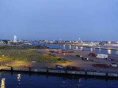 Fährhafen Malmö, 17.8. 2020
