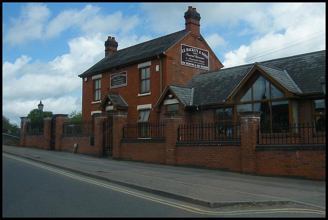 not a pub