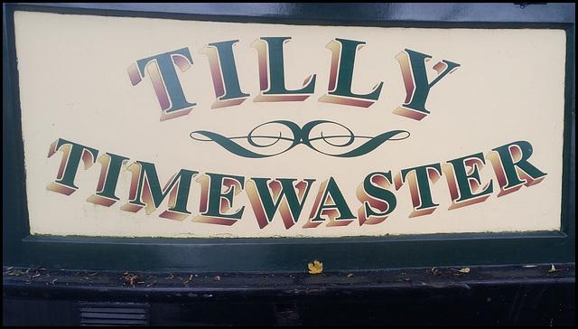 Tilly Timewaster